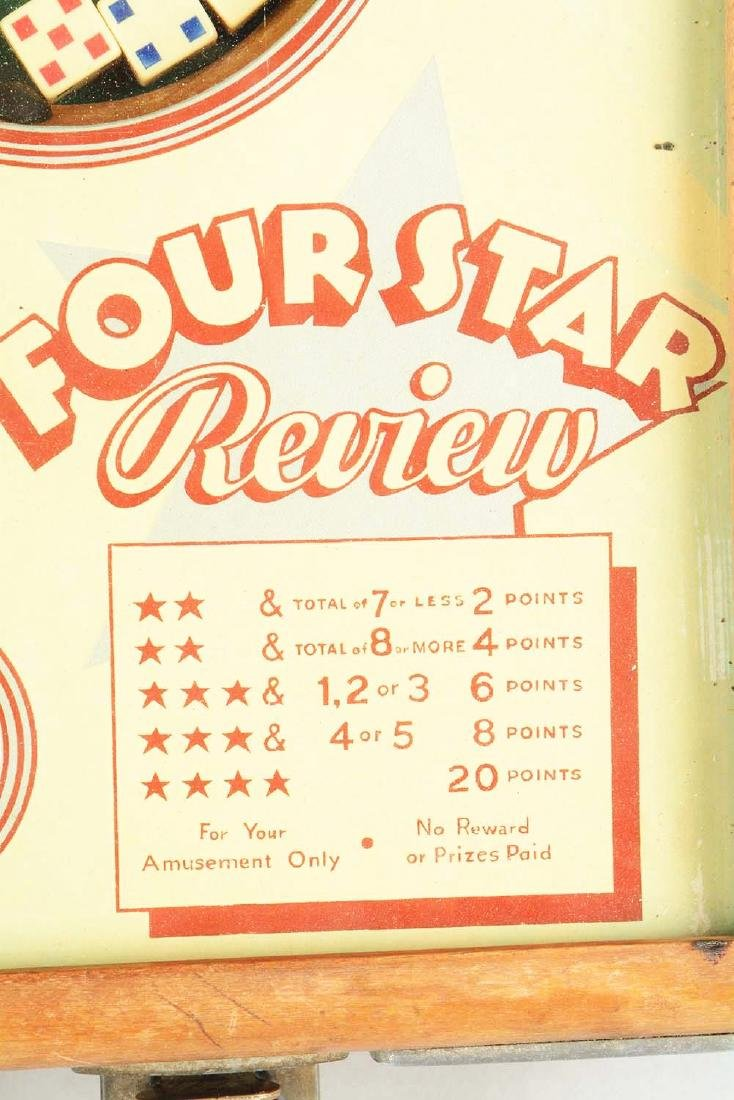 5¢ Exhibit Supply Co. Four Star Review Trade - 4