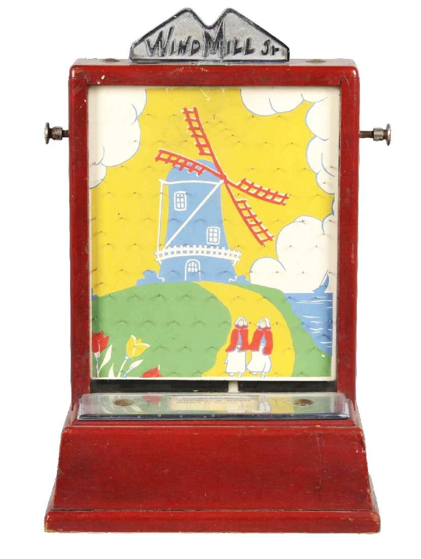 1¢ Standard Games Windmill Jr. Coin Drop Trade