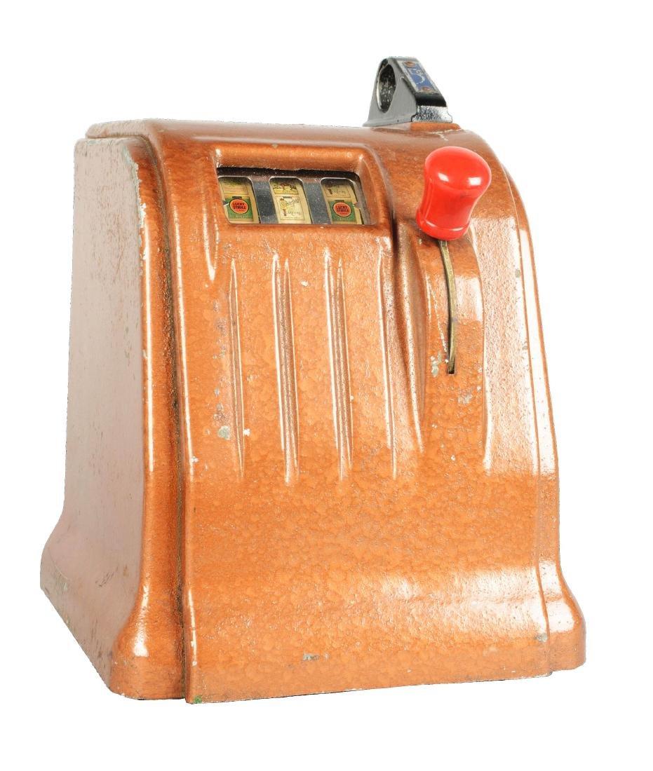5¢ Daval Marvel Cigarette Trade Stimulator.