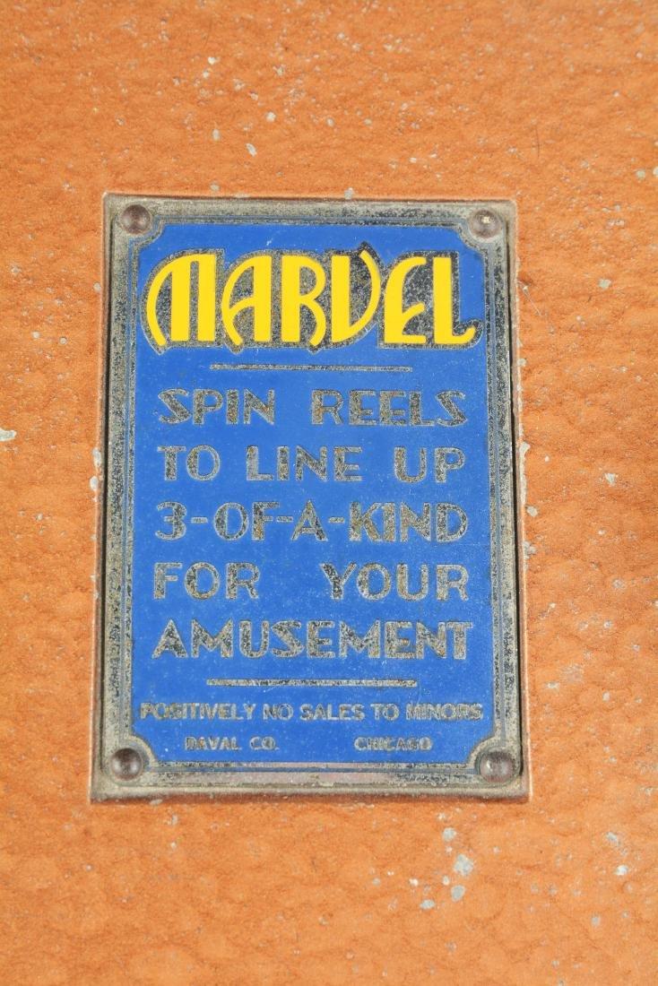 5¢ Daval Marvel Cigarette Trade Stimulator. - 4