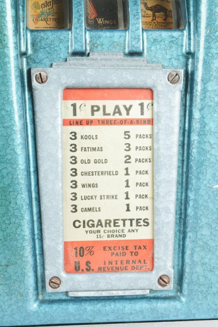 **1¢ Groetchen Zephyr Gum Vendor Trade Stimulator. - 4