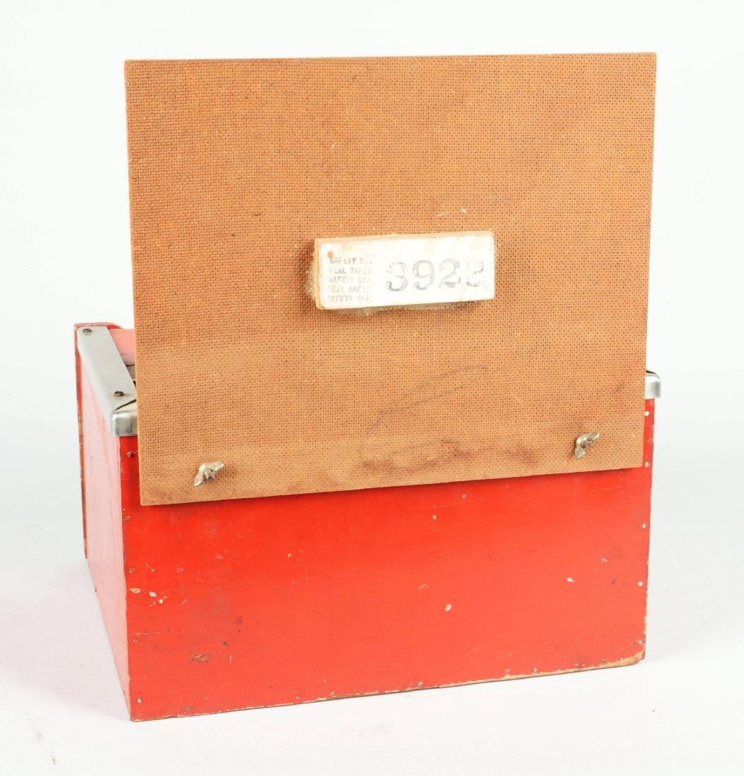 25¢ Jackpot Charley Hole Punch Trade Stimulator. - 2