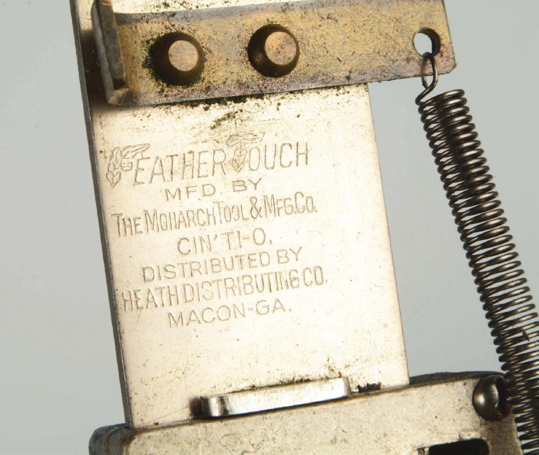 25¢ Jackpot Charley Hole Punch Trade Stimulator. - 6