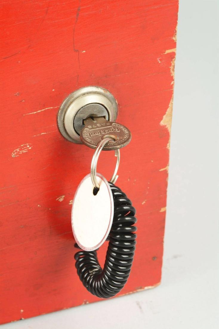 25¢ Jackpot Charley Hole Punch Trade Stimulator. - 7