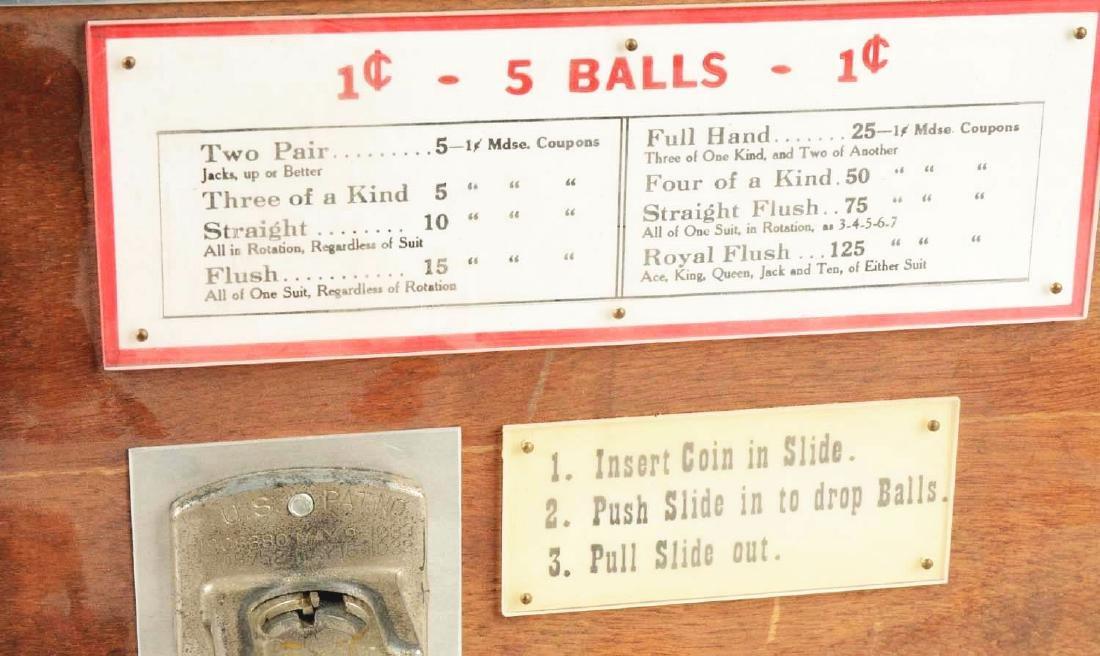 "**1¢ Betco ""Player Choice"" Trade Stimulator. - 3"