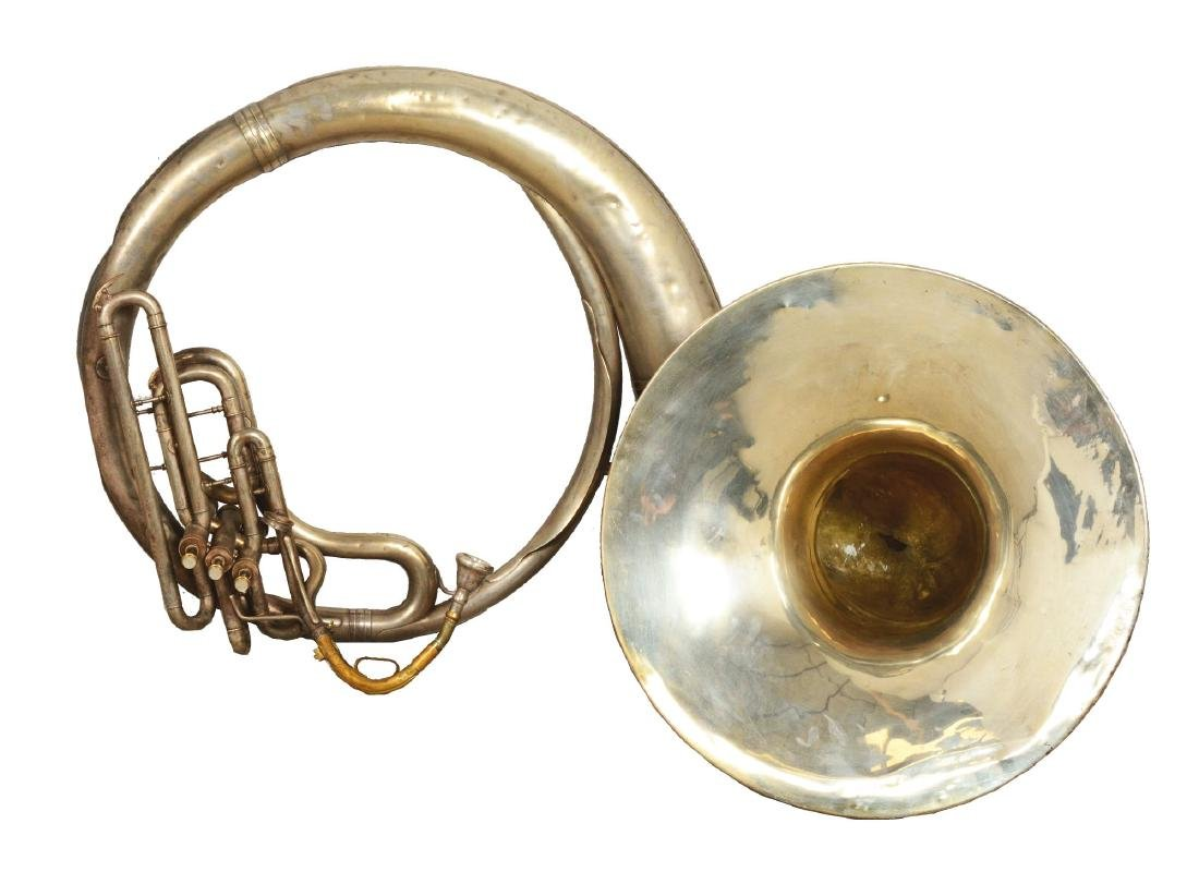 C.G. Conn 26K Sousaphone.