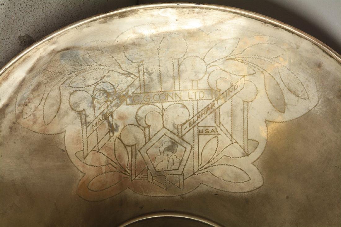 C.G. Conn 26K Sousaphone. - 4