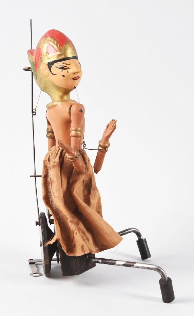 Siam Soo Record Dancing Doll w/ Box. - 2