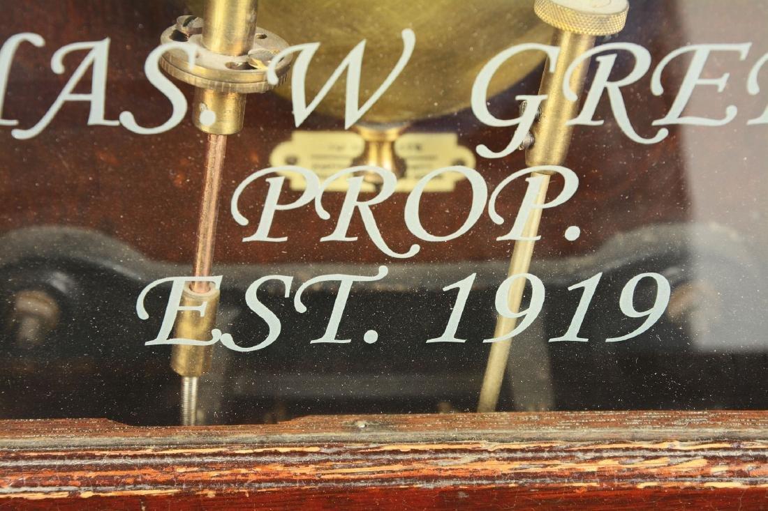 The Gledhill-Brook Time Recorders Coca Cola Time Clock. - 4