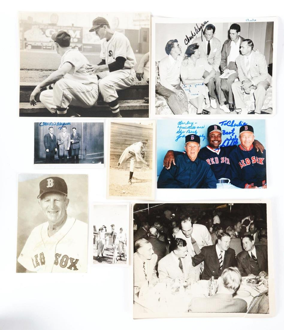 Large Lot of Ted Williams & Boston Red Sox Player