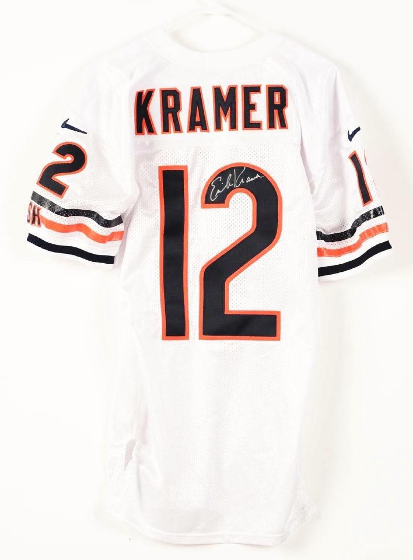 Lot of 2: Erik Kramer Chicago Bears Professional Game - 3