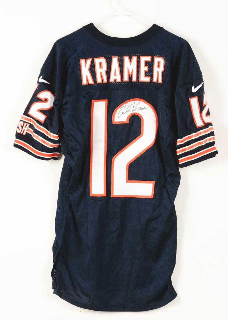 Lot of 2: Erik Kramer Chicago Bears Professional Game - 6