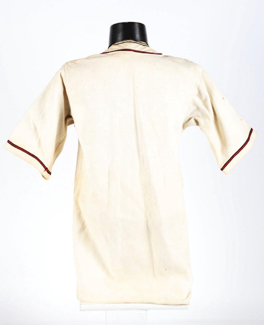 1940-1950's Indians Jersey. - 3