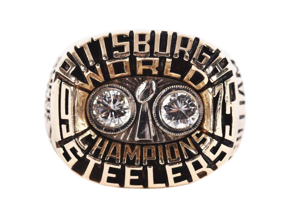 1975 Super Bowl X Pittsburgh Steelers World