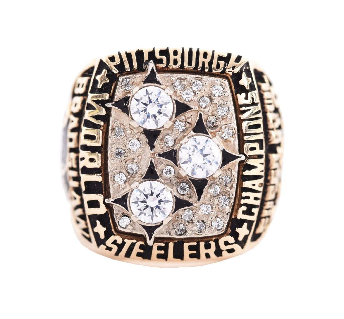 1978 Pittsburgh Steelers Super Bowl XIII Terry Bradshaw