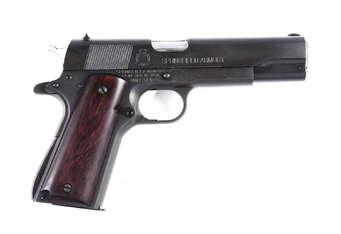 (M) Boxed Springfield Armory Model 1911-A1 Semi
