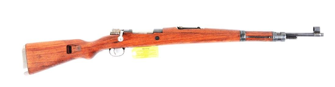 (C) Boxed Yugoslavian Mauser Model 48 Bolt Action
