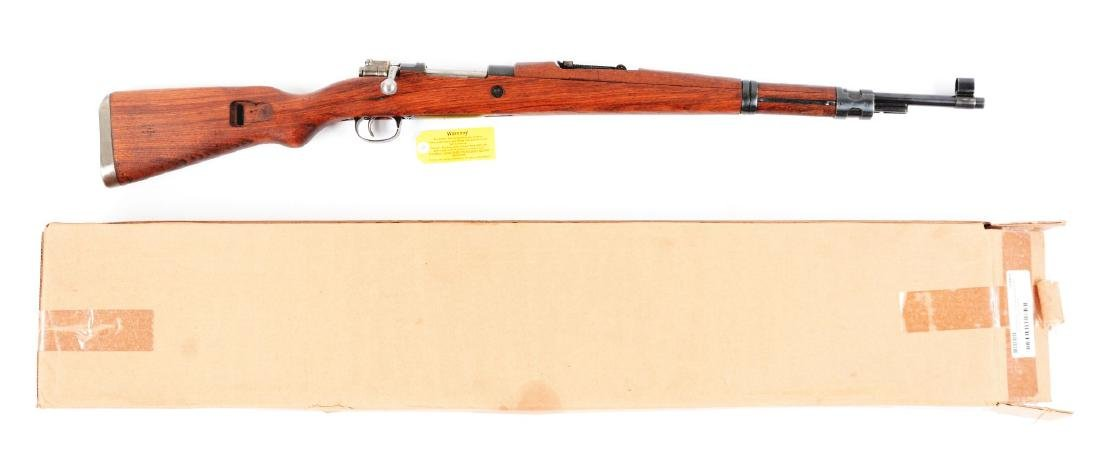 (C) Boxed Yugoslavian Mauser Model 48 Bolt Action - 3