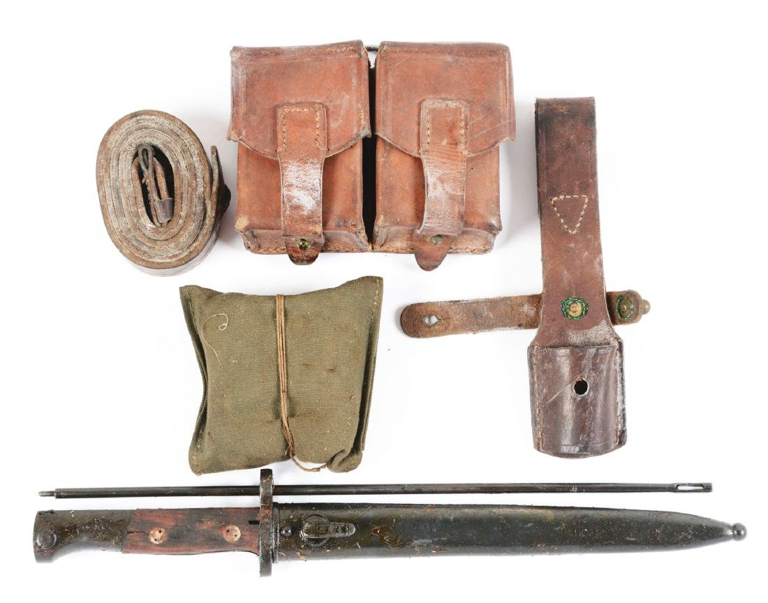 (C) Boxed Yugoslavian Mauser Model 48 Bolt Action - 4