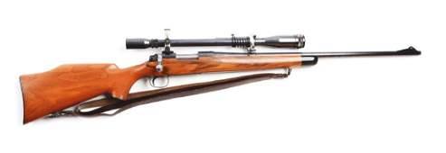 (C) Remington Model 722 Bolt Action Rifle (.222 Rem).