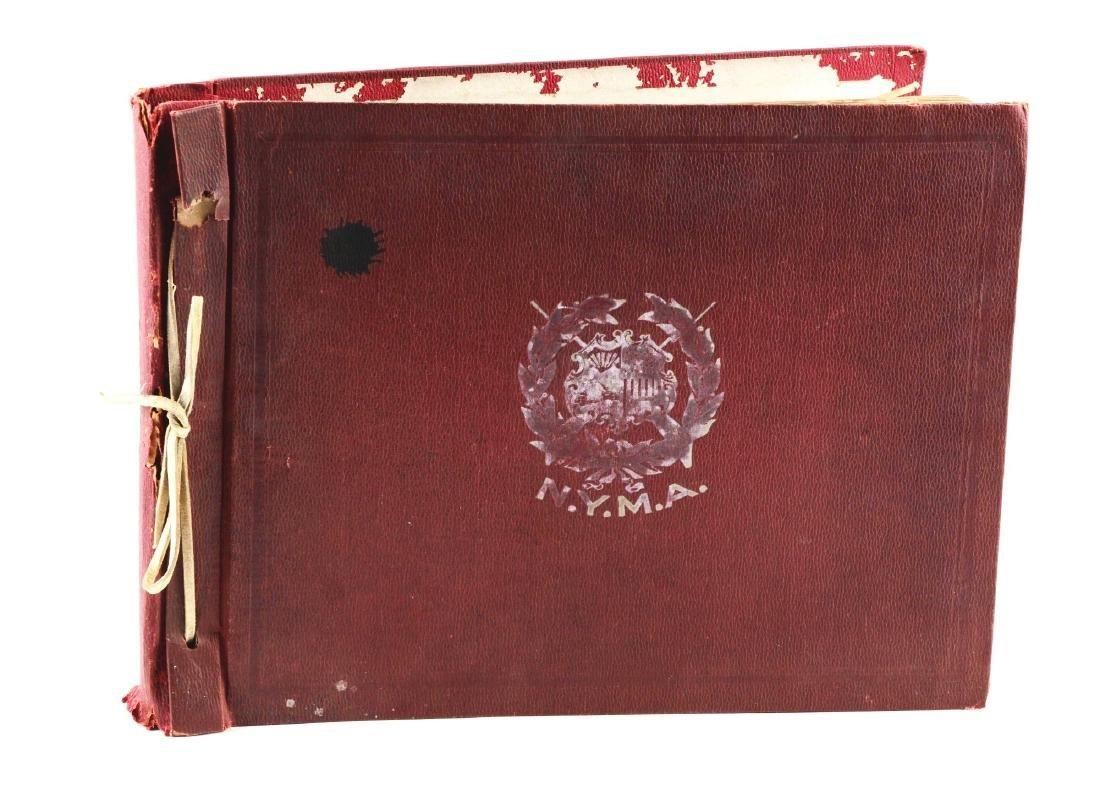Large Personal Photo Album of Milton Powelson Circa