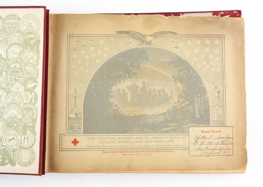 Large Personal Photo Album of Milton Powelson Circa - 2