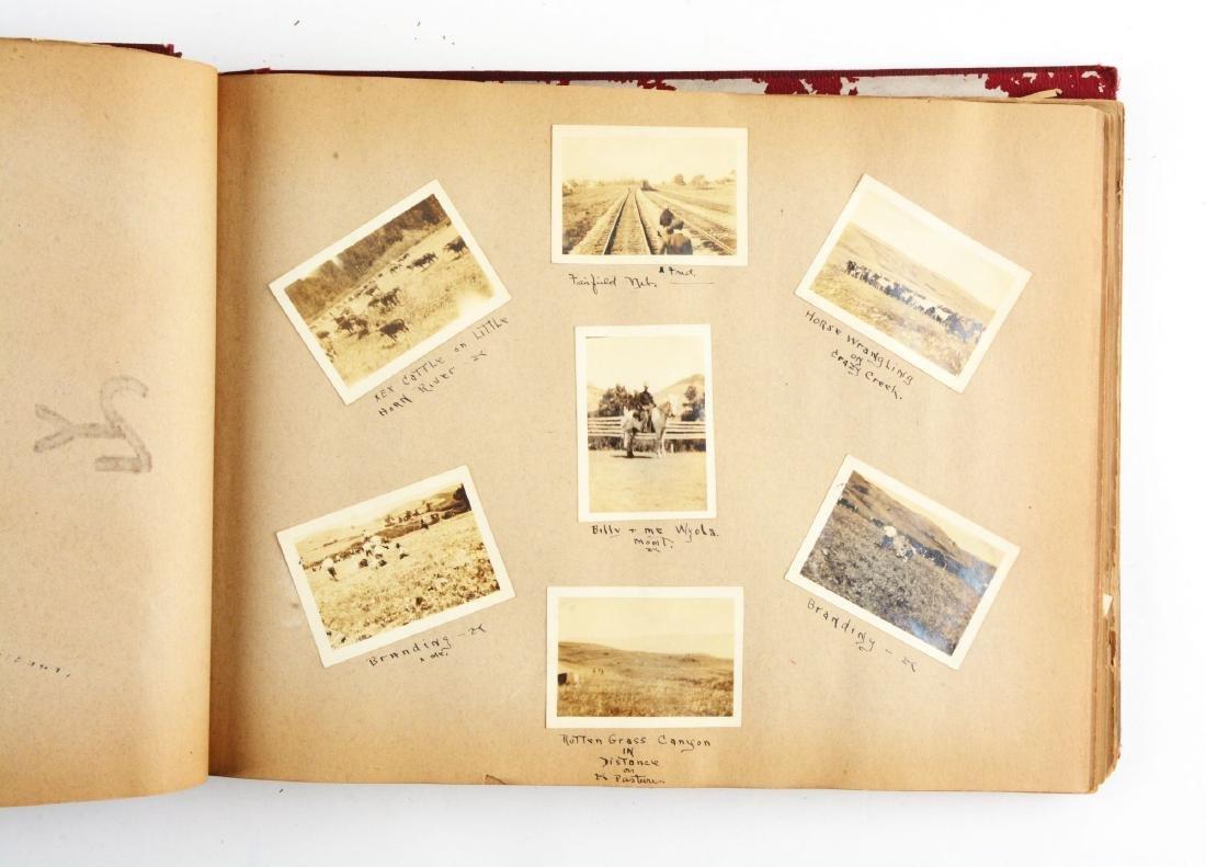 Large Personal Photo Album of Milton Powelson Circa - 5