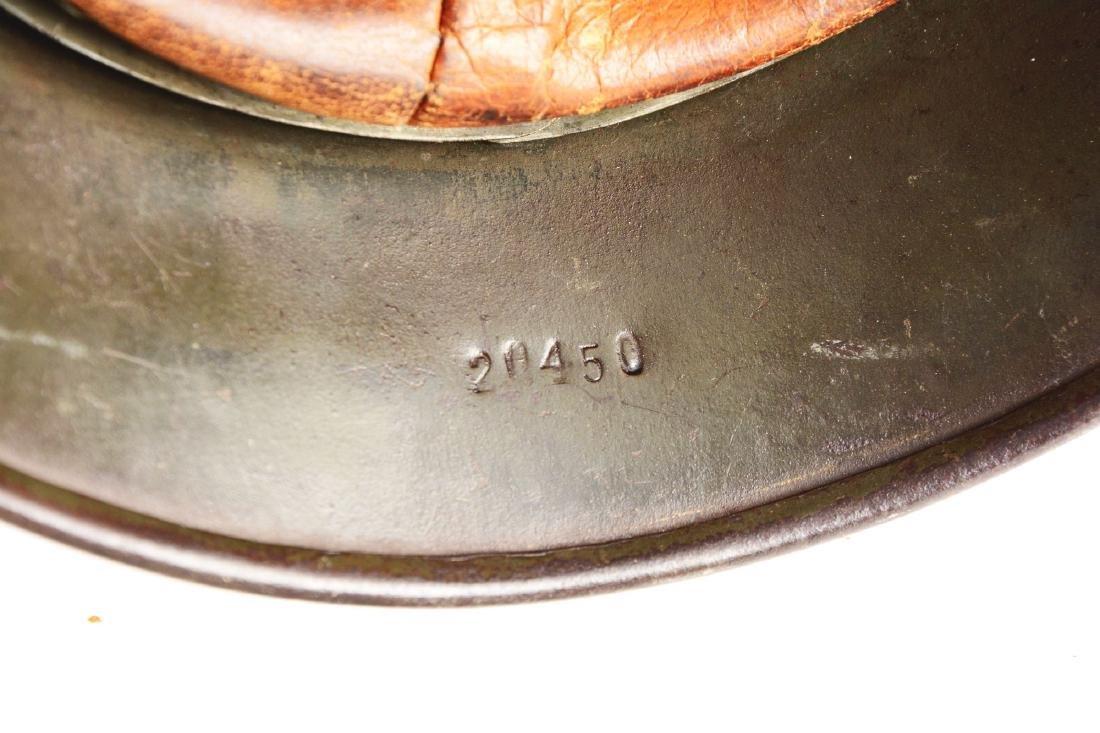 M1940 Heer Single Decal German Helmet - 4