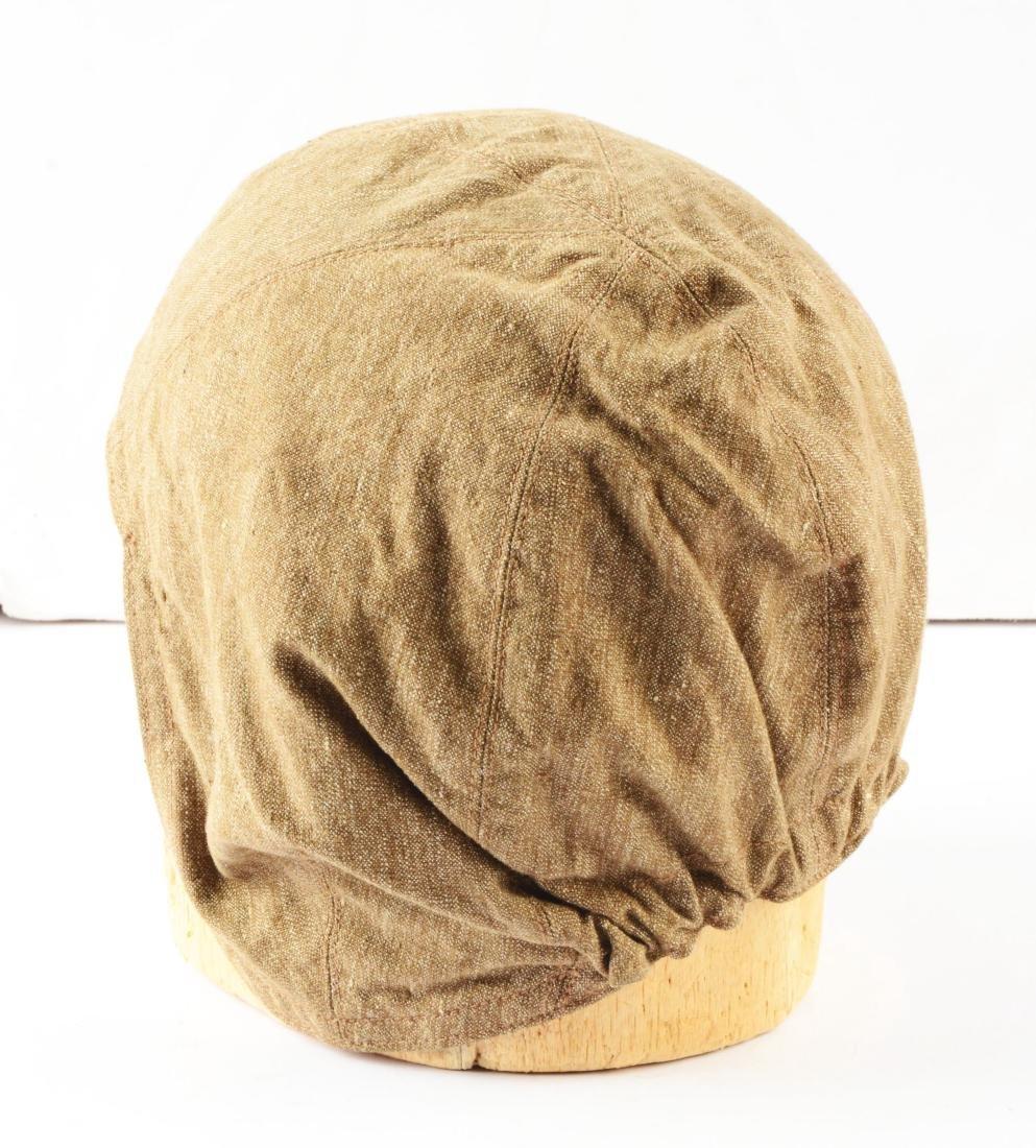 Lot Of 3: Rare WWII German Flight Helmet, Signal Cover - 4