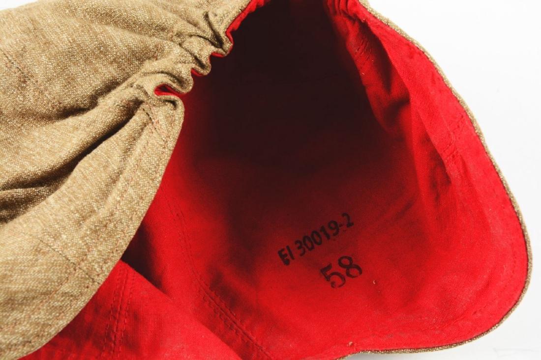 Lot Of 3: Rare WWII German Flight Helmet, Signal Cover - 5