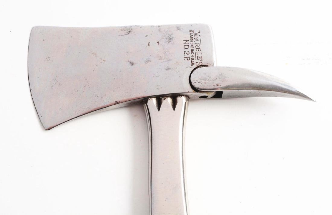 Marbles Safety Axe. - 3