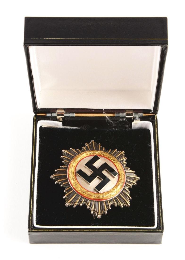 WWII German Cross in Gold.