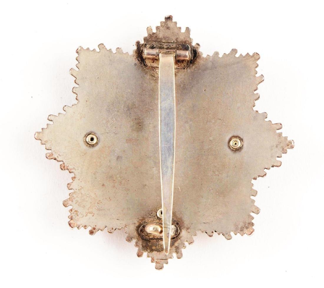 WWII German Cross in Gold. - 3
