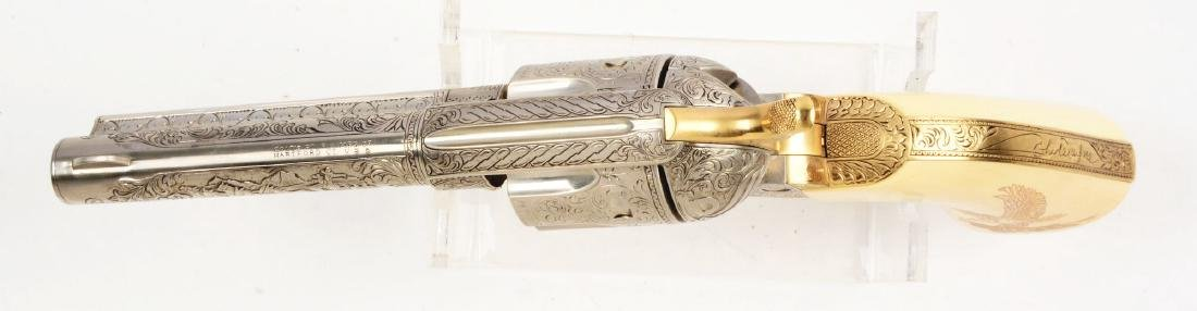 Franklin Mint John Wayne Commemorative Replica Colt - 6