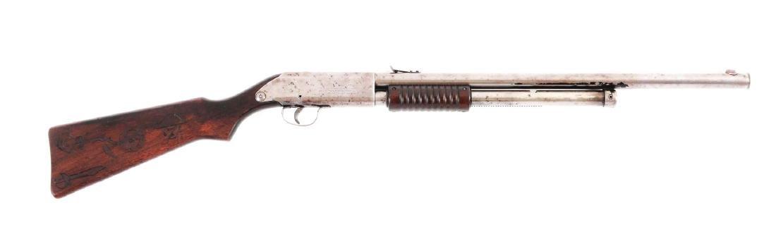 Rare Remington Pump Action Air Rifle.