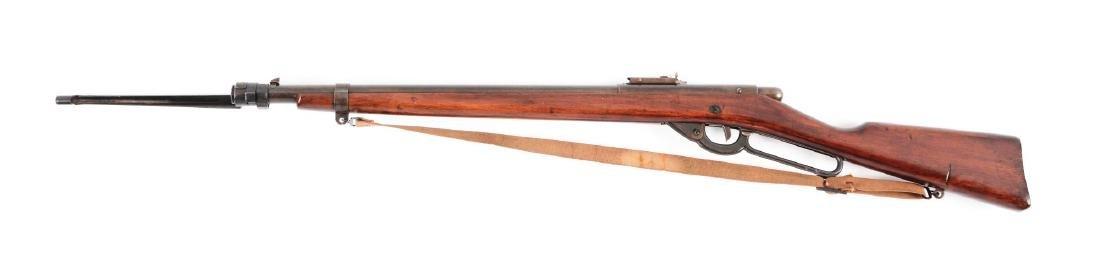 Daisy No. 40 Air Rifle With Bayonet. - 2