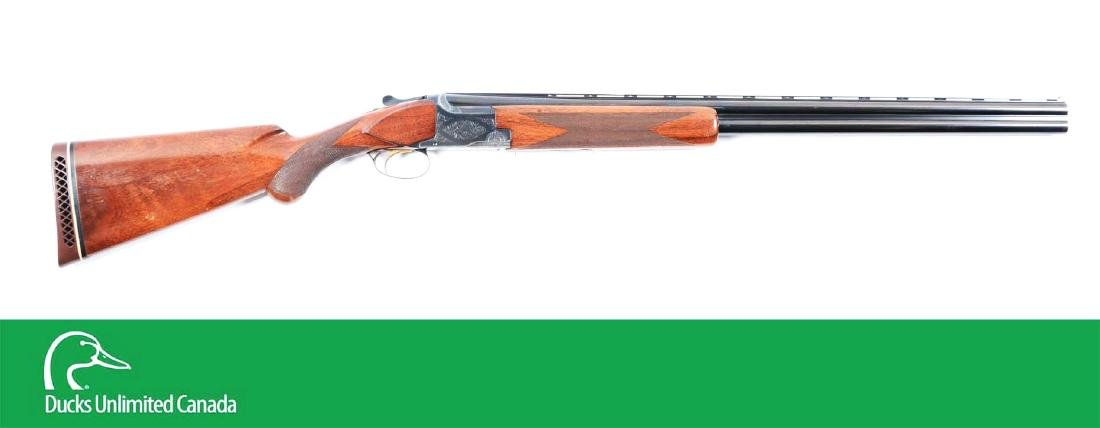 (M^) Belgian Browning Superposed 12 Bore Over and Under