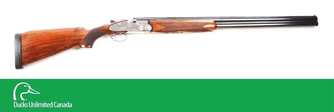 (M^) Beretta SO4 Sidelock Over and Under 12-Bore