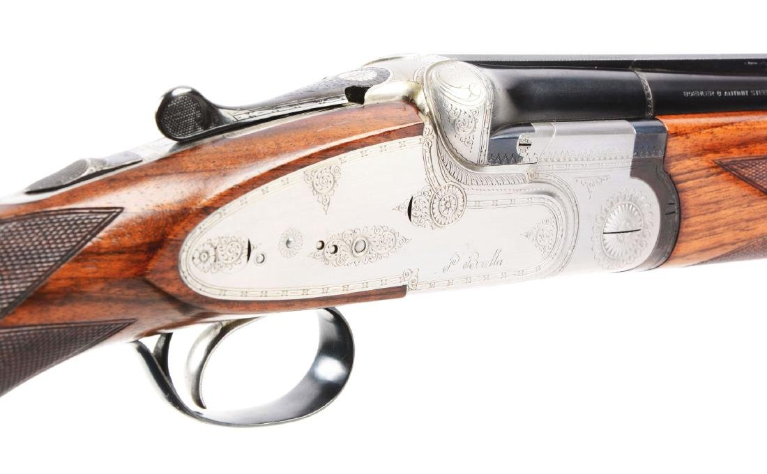 (M^) Beretta SO4 Sidelock Over and Under 12-Bore - 7