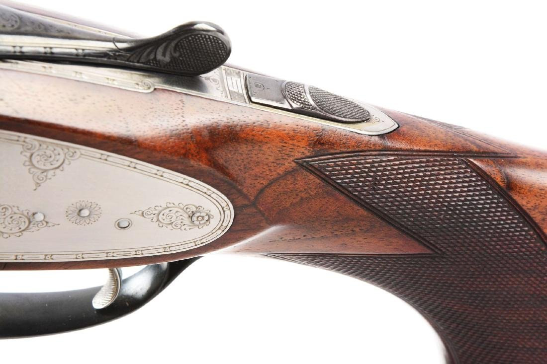(M^) Beretta SO4 Sidelock Over and Under 12-Bore - 9