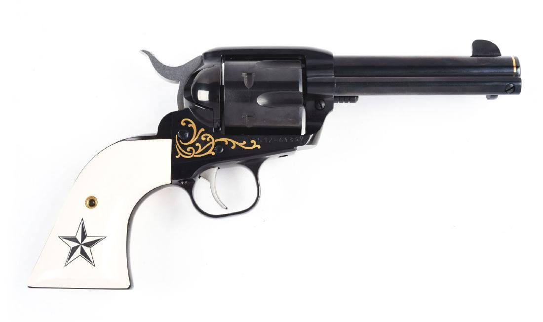 (M) Cased Ruger Custom Edition Vacquero .45 Colt  1 of - 2