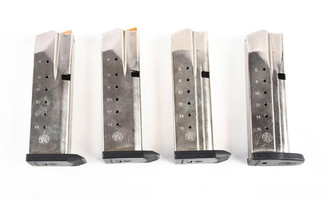 (M) Lot of 2: S&W Semi-Automatic Pistols. - 5