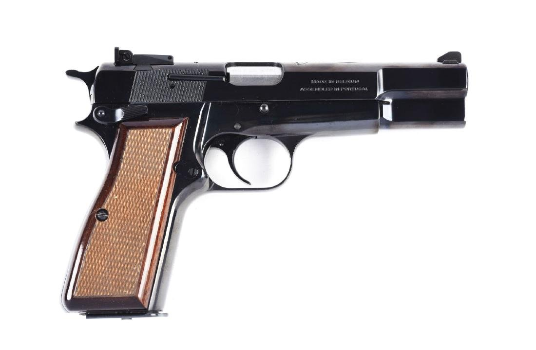 (M) Belgium Browning 75th Anniversary Hi-Power