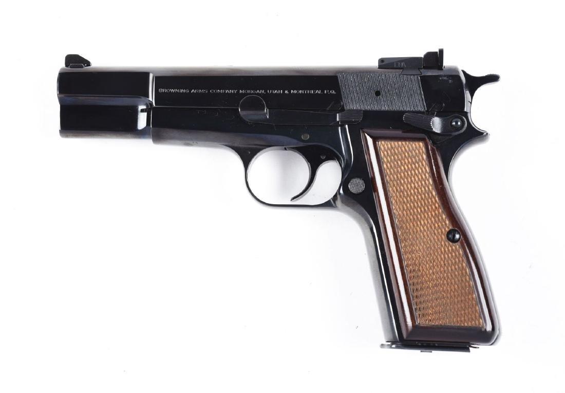 (M) Belgium Browning 75th Anniversary Hi-Power - 2