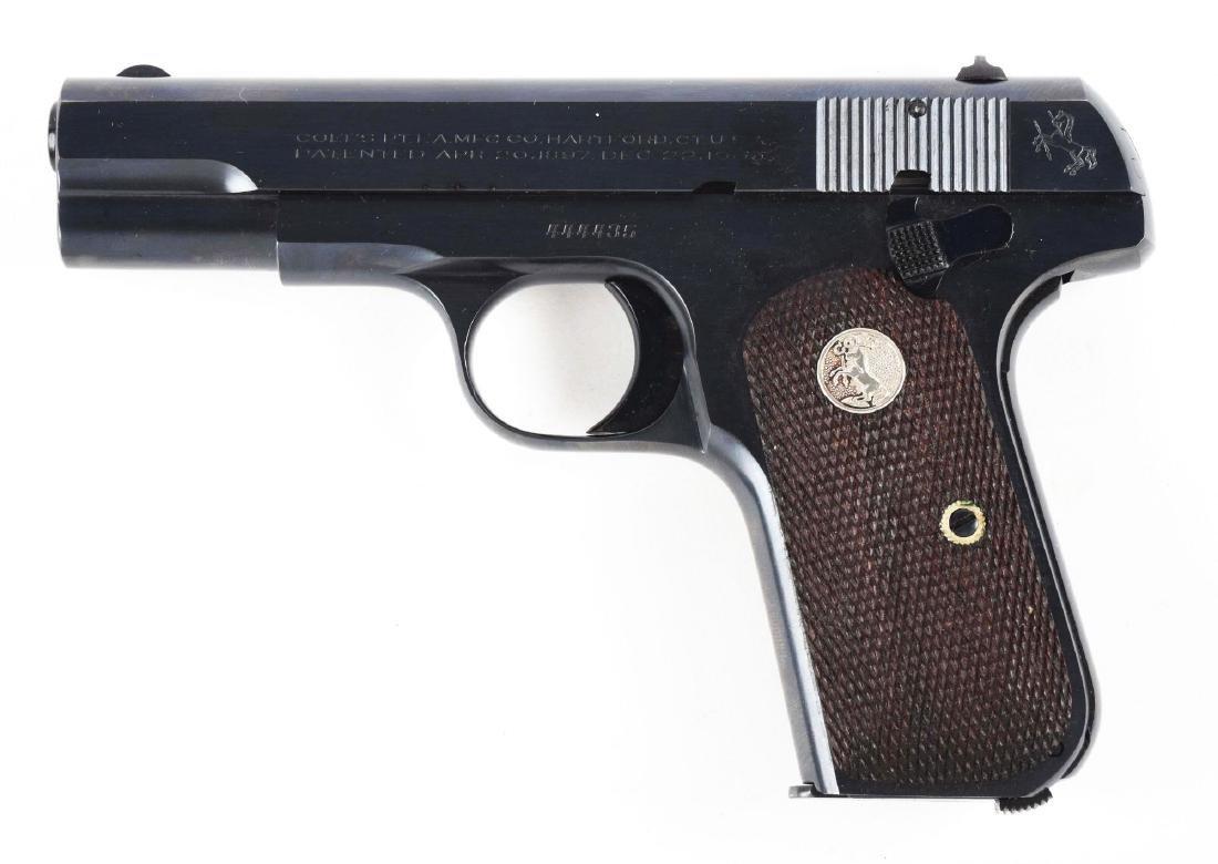 (C) Boxed Colt Model 1903 Hammerless Semi-Automatic - 2