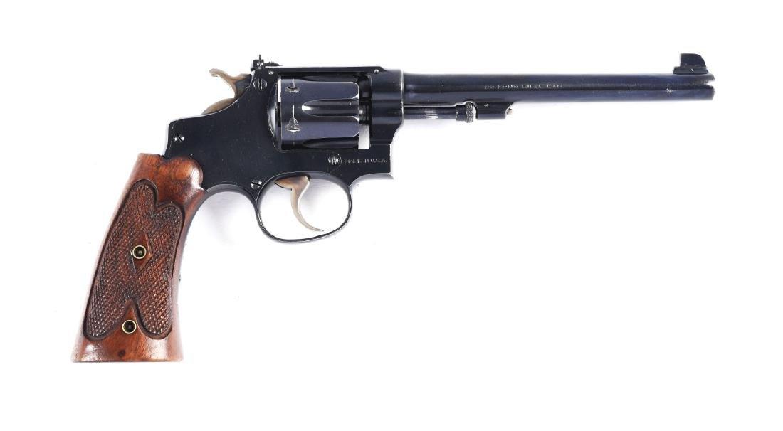 """(C) 1920's Smith & Wesson .22/.32 HE """"Bekeartâ€"""