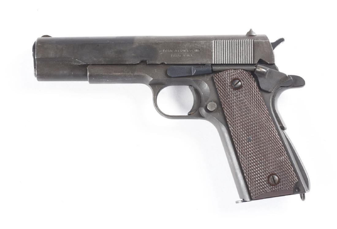 (C) Ithaca Model 1911-A1 U.S. Semi-Automatic Pistol. - 2