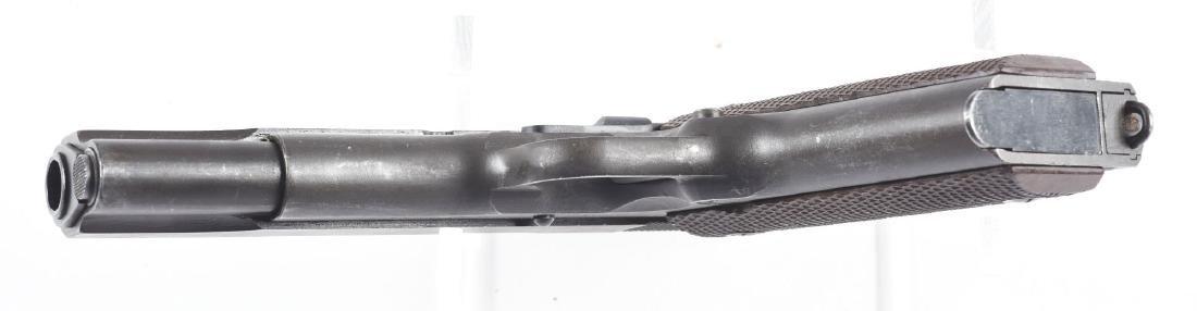 (C) Ithaca Model 1911-A1 U.S. Semi-Automatic Pistol. - 4