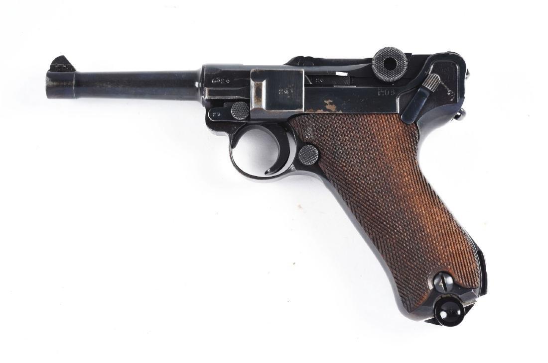 (C) 1934 Mauser byf Luger Semi-Automatic Pistol. - 2