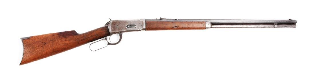 (C^) Winchester Model 1894 Lever Action Rifle.